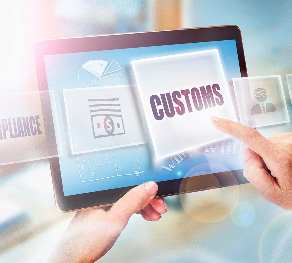 customs brokerage company
