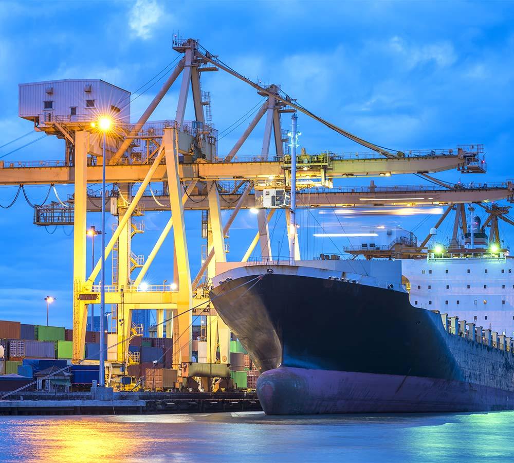 ocean and air freight services Australia